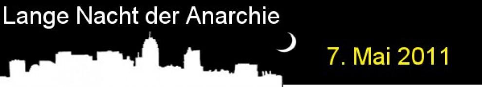 Lange Nacht der Anarchie in Wien